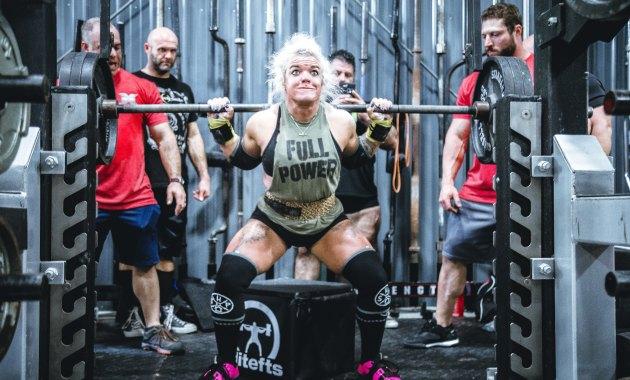 powerlifting, entrenamiento de fuerza
