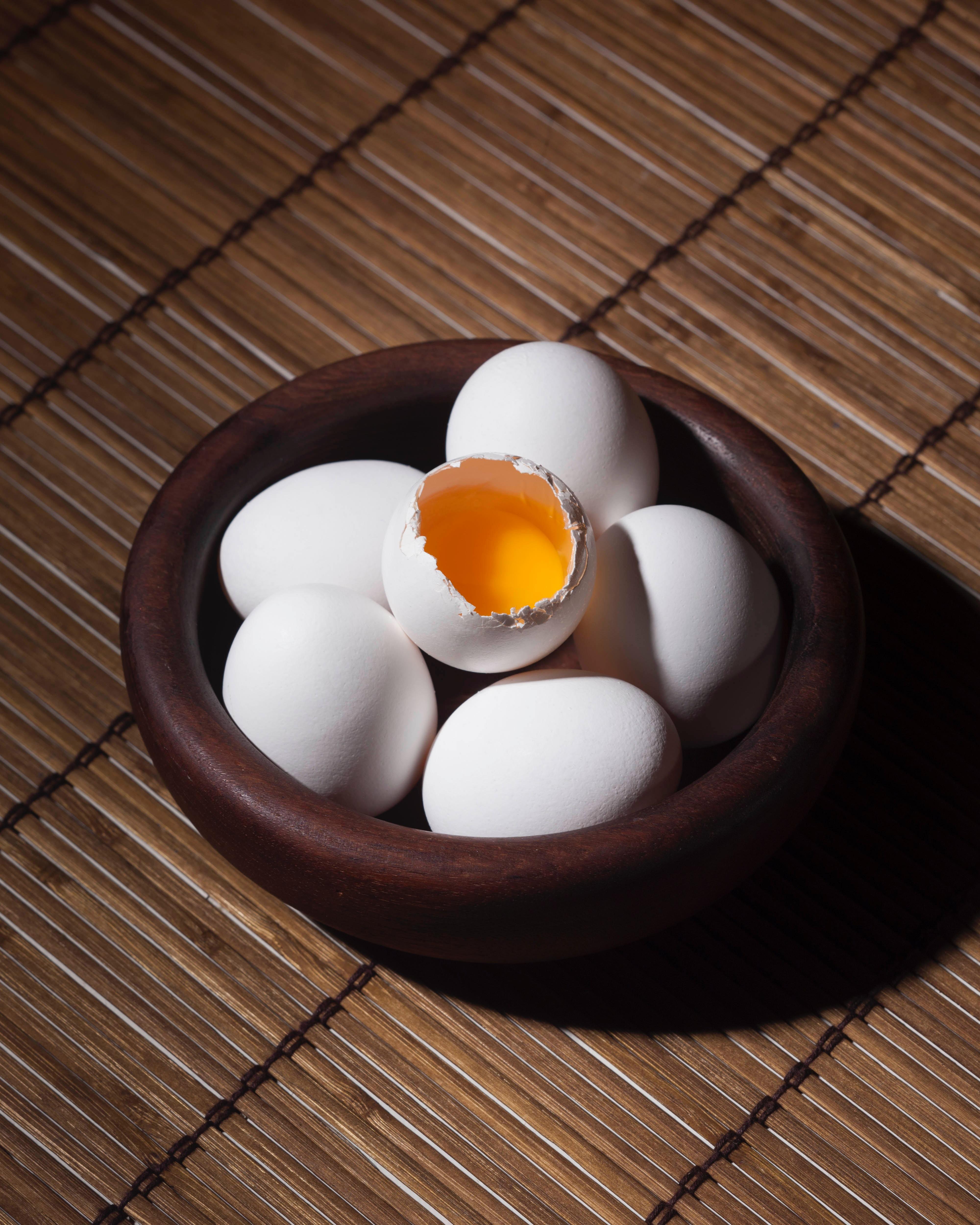 Huevos, fuente de proteína